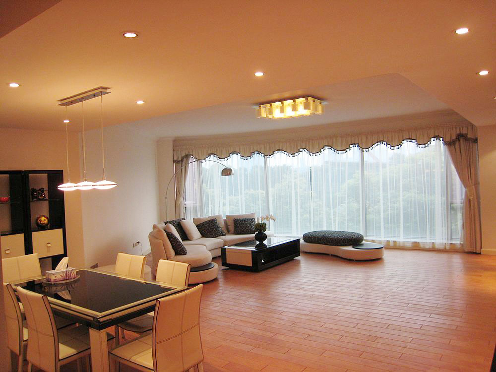 Newly renovated high rise apartment in downtown lujiazui CBD