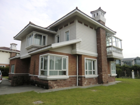 Nice Villa in Qing Pu District,Shanghai