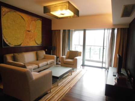 Serviced Apartments, with its excellent facilities and multiple room layout desi