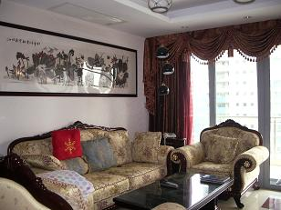 Newly renovated high rise apartment in Pudong