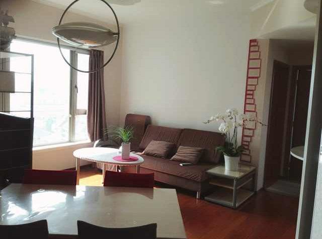Newly renovated high rise apartment in Xuhui